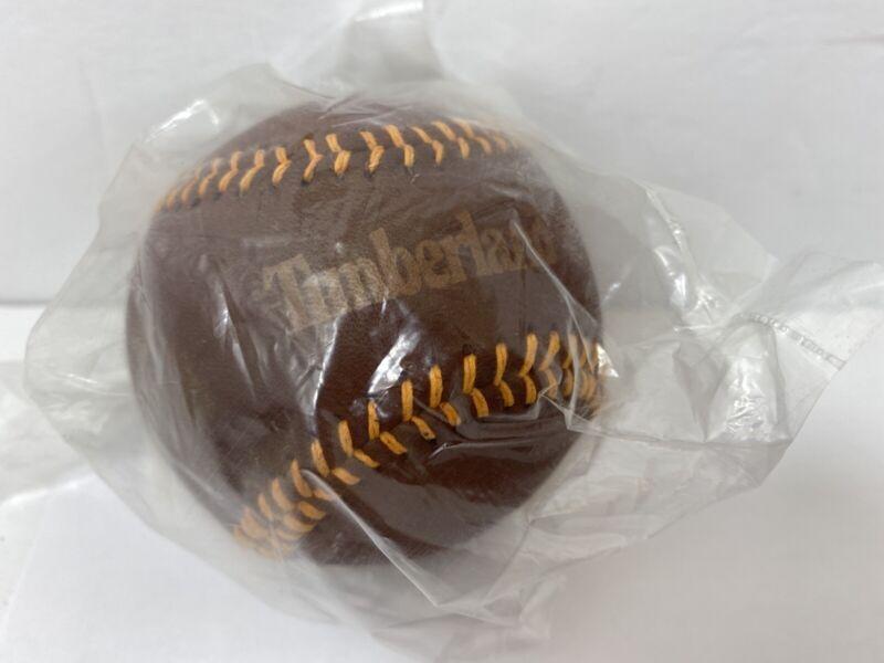 Timberland Baseball Promo Collectible Ball