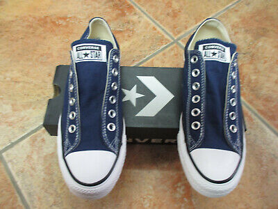 Converse Chucks All Star CTAS Slip On 164644C Navy Neu Damen Herren Sneaker Converse Sneakers Slip