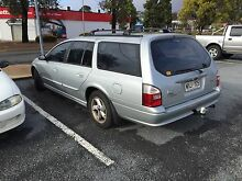 For sale 2002 AU series 3 ford falcon wagon automatic Adelaide CBD Adelaide City Preview