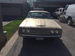 1969 fairlane 500