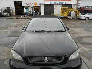 HOLDEN ASTRA TS CONVERTIBLE 2002 WRECKING VEHICLE S/N V7074 Campbelltown Campbelltown Area Preview