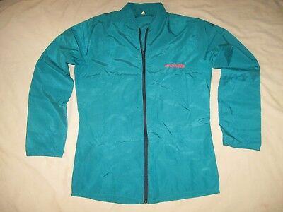 Cyclosaurs Cycling Jacket Windbreaker Adult Small Full Zip Front Bicycle Wear Front Zip Windbreaker Jacke