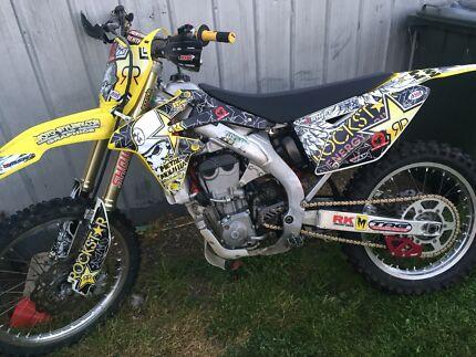 RMZ 450 2010 EFI