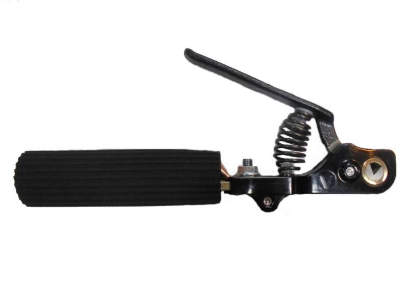 Stinger V welding electrode holder, Insulated 250-350 amp
