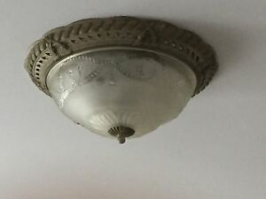 Light fixture. Mint condition