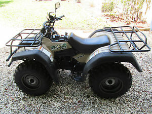 Used Suzuki King Quad