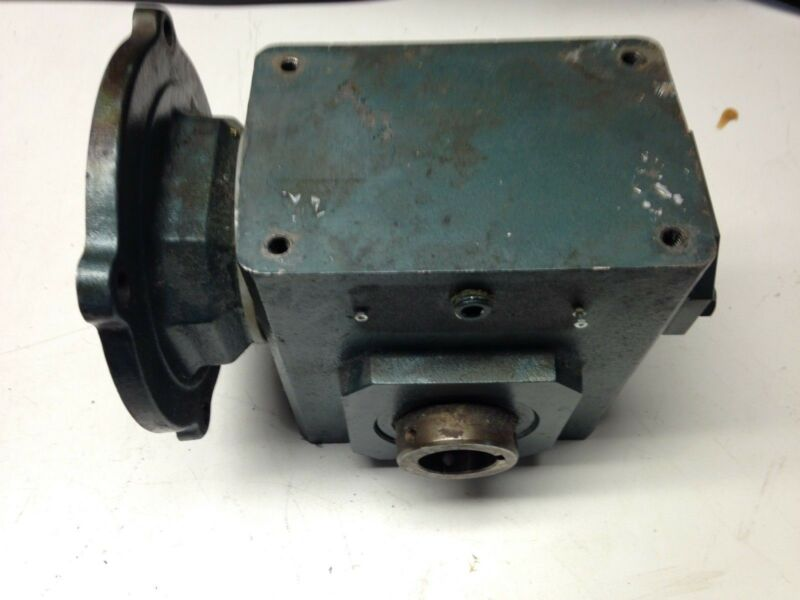 Grove Gear Flexaline Worm Speed Reducer HMQ220-1