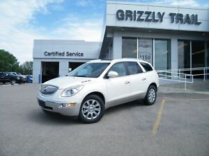 2012 Buick Enclave CXL LUXURY PACKAGE!! DRIVER CONFIDENCE PAC...