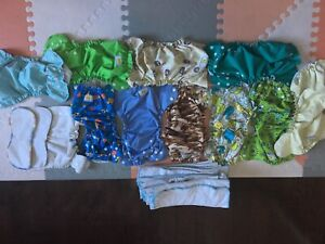AMP cloth diapers
