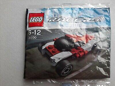 Lego 30030 Rally Raider Red Racer Brand New Sealed Bag