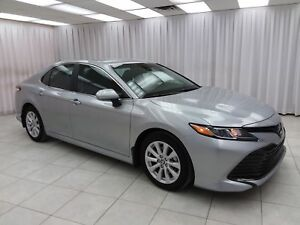 2018 Toyota Camry LE SEDAN w/ BLUETOOTH, LANE DEPARTURE WARNING,