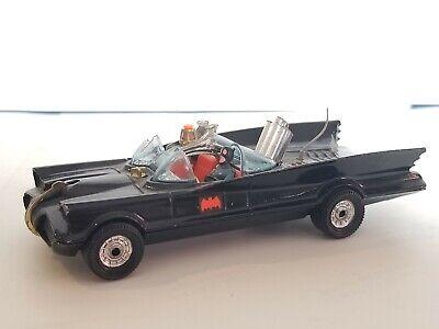 RARE 1973 VINTAGE BATMOBILE CAR CORGI TOY NUMBER #267 BATMAN