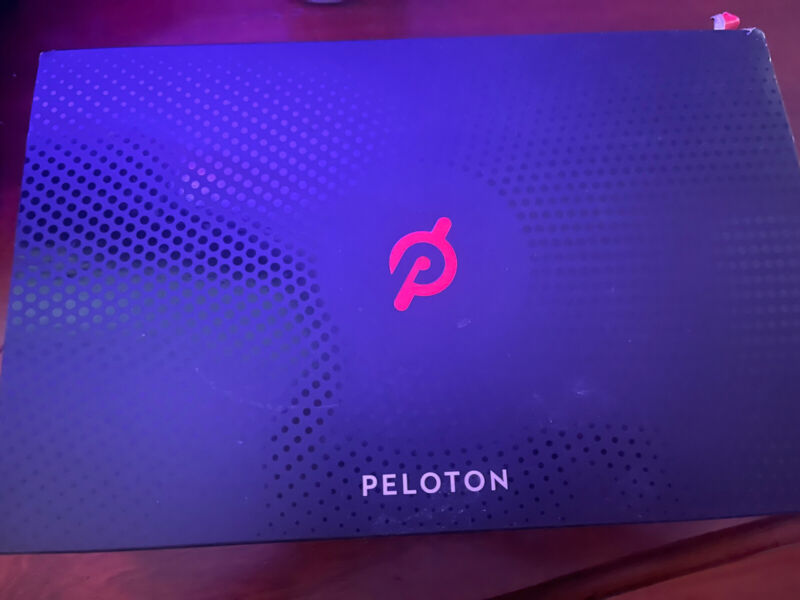 Brand New In Box. Peleton cycling shoes.