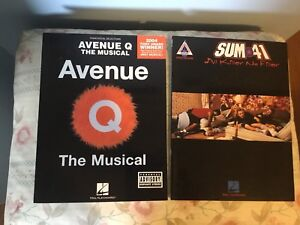 Avenue Q The Musical Piano Book