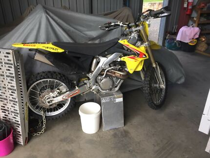 Wanted: 2010 rmz 450 $4800 have spent plenty of dollars on this bike
