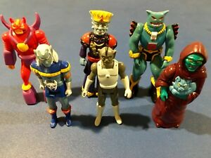 Vintage Voltron Villains Action Figures
