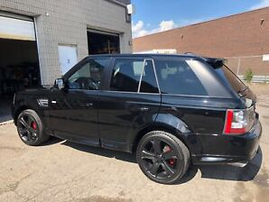 2010 Land Rover Range Rover Supercharged - Financing Available