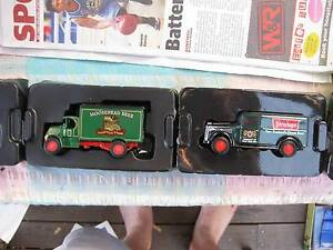 Matchbox Models of Yester Year x 2 - Beers of the World Bayonet Head Albany Area Preview