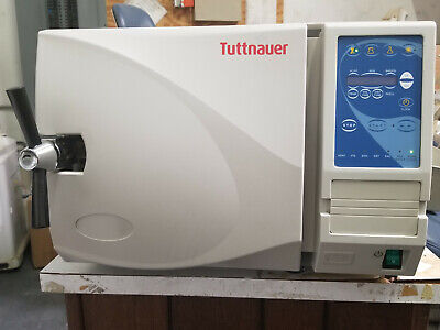 Tuttnauer Autoclave Steam Sterilizer 2540eak 220v