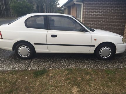 2002 Hyundai Accent Hatchback Caboolture Caboolture Area Preview