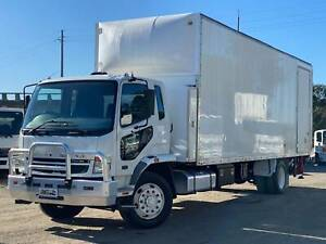 Fuso 1627 Pantech | Tailgate Loader | Airbag Suspension Windsor Hawkesbury Area Preview