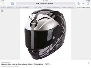 XL motorcycle helmet for sale