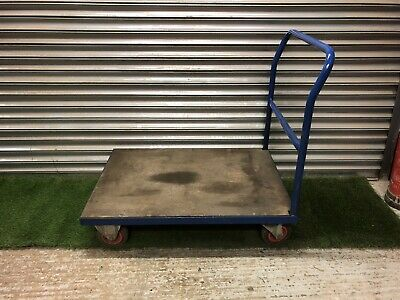 4 Wheeled Trolley Moving Removal