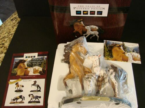 Trail of the Painted Ponies Figurine A STAR IS BORN - 1E/0686 -  NIB