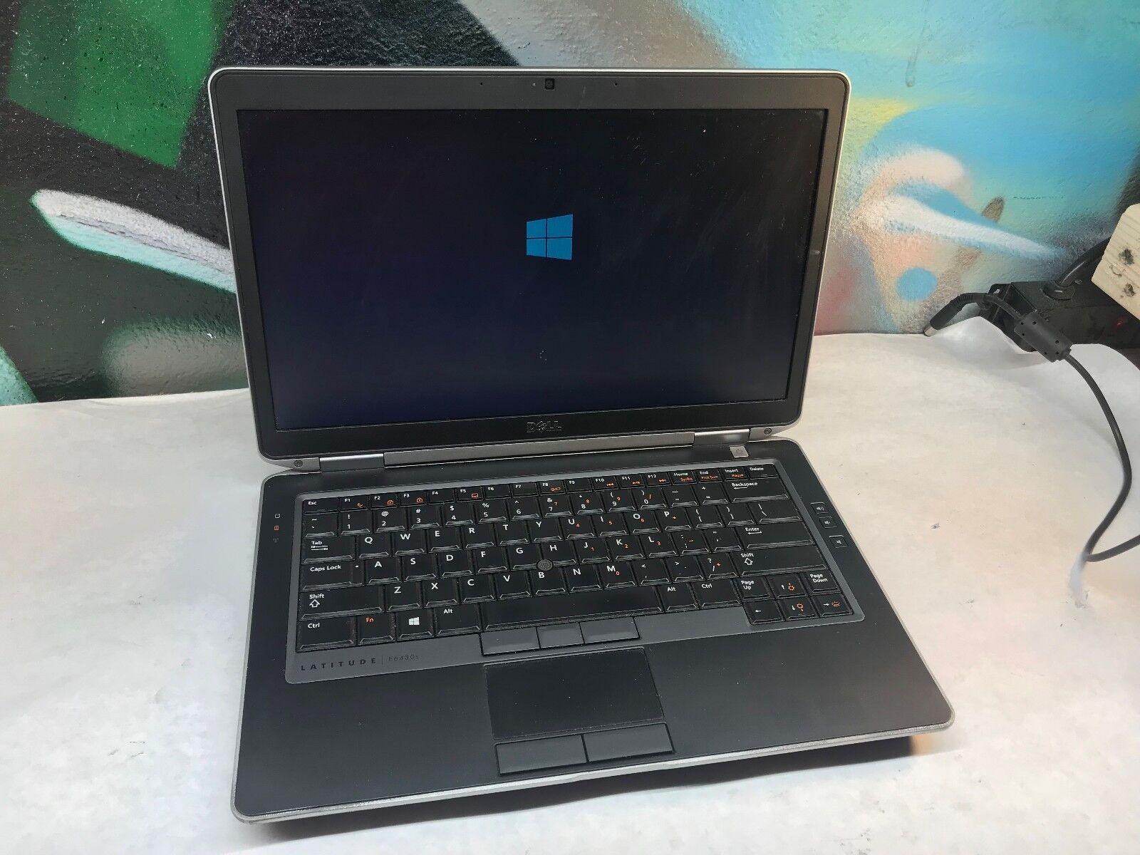 "Dell Latitude E6320 Laptop / Windows 10 / 8GB / i5 2.5GHZ / 14"" LED / TESTED"