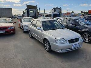2005 HYUNDAI ACCENT Kenwick Gosnells Area Preview