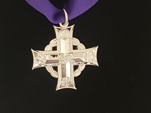 WW2 Canadian Memorial Cross GVI (Silver), Reproduction