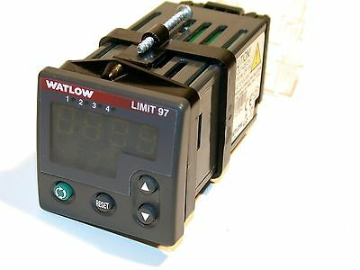 Watlow Process Temperature Controller 97b1-ddaa-00rg