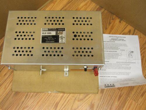 MAN-D-TEC ELS-300 Elevator Emergency Lighting System, FAST SHIPPING