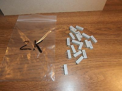 Beckman 2k Ohms 89p Multi-turn Trimmer Potentiometernos