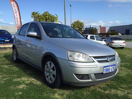 2004 Holden Barina with low KMs Wangara Wanneroo Area Preview