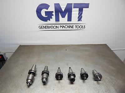 6 Bt-40 Cnc Tool Holders Nikken Parlec Valenite Gmt-1468