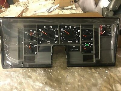NEW International Navistar  Dash Instrument Cluster  w/Air Brakes 3525074C94