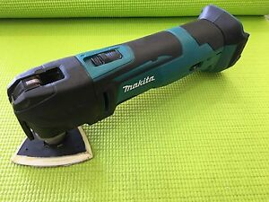 Makita DTM51Z 18V Li-Ion Cordless Tool-Less Multi Tool Brunswick East Moreland Area Preview