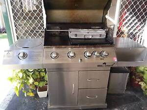 BBQ Grill Expert Stainless Steel 6 burner Armadale Armadale Area Preview