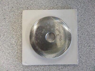 Ilco Cu20 2 38 Diameter Key Machine Cutter
