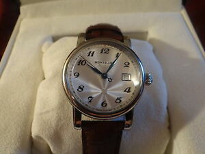 Montblanc Watch star date  Automatic new(sell/trade)