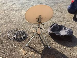 Vast Satellite Dish Suitable for caravanning or camping. South Grafton Clarence Valley Preview