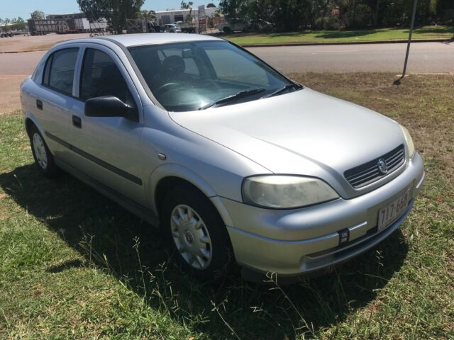 Holden Astra Automatic Hatch Cars Vans Utes Gumtree Australia