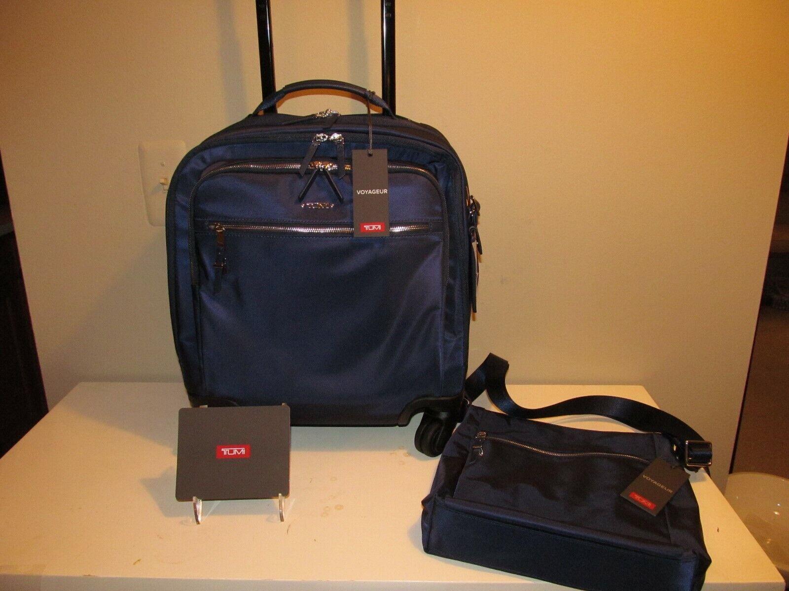NEW TUMI Style Number 1100001596 Osona Compact Nylon Carry-O