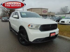 2014 Dodge Durango LIMITED |7 PASS | DUAL DVD |