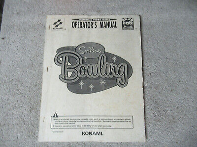 Stern BLACK BEAUTY Shuffle Bowling Alley Manual--photocopy16 pages-no schematics