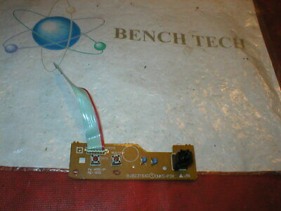 Panasonic  RJB2319AD Headphone Jack Board For Model SA-DK10, used for sale  Shipping to India