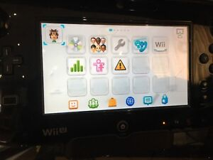 LOWERED | GREAT DEAL! Wii U Console (Comes with games)