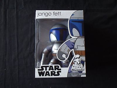 Star Wars Mighty Muggs New Jango Fett