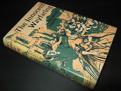 Modernen Twist (1st 1956, Novel, The Innocent Wayfaring. Chaucer's England with modern twist. )